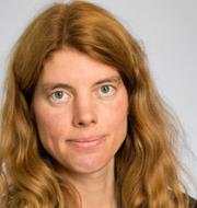 Region Stockholms oppositionsråd Anna Sehlin. Landstingshuset.  Pressbild/TT
