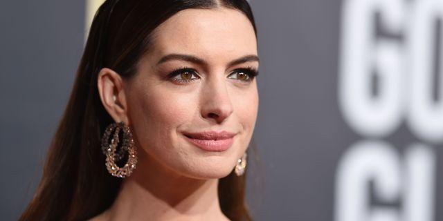 Anne Hathaway. VALERIE MACON / AFP