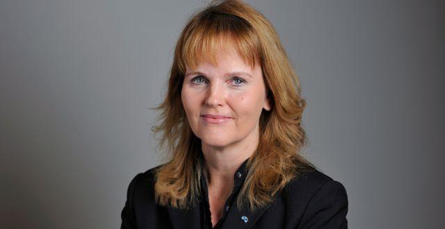 Nina Lundström.  HENRIK MONTGOMERY / TT / TT NYHETSBYRÅN