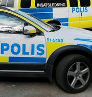 Arkivbild, polisbilar i Göteborg. Adam Ihse / TT / TT NYHETSBYRÅN