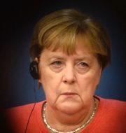 Sjukvårdshelikopterpå väg till Nagorno-Karabach: Merkel. TT