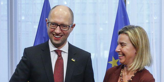 Eus utrikeschef till ukraina