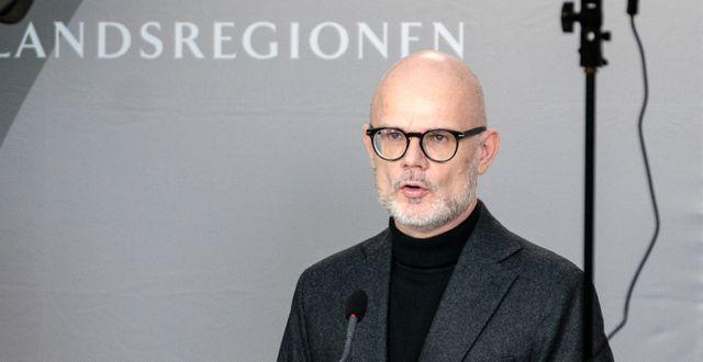 Thomas Wahlberg.  Björn Larsson Rosvall/TT / TT NYHETSBYRÅN