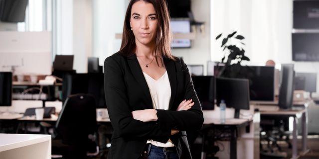 Johanna Kull.  Magnus Sandberg / AFTONBLADET / / AFTONBLADET