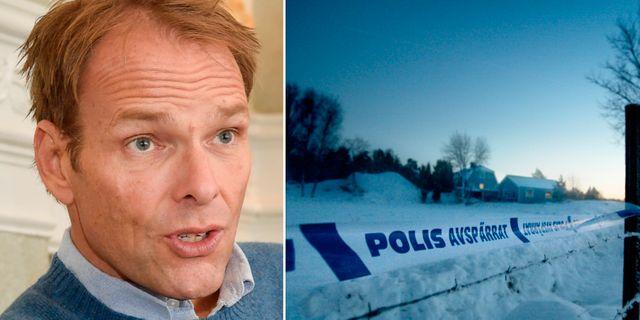 Jonas Bonnier/Arkivbild från Knutby.  TT.