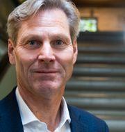 Erik G Braathen  Terje Pedersen / TT NYHETSBYRÅN