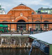 Malmö centralstation. Emil Langvad/TT / TT NYHETSBYRÅN