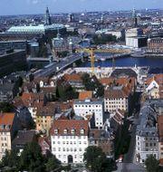 Köpenhamn.  TT / TT NYHETSBYRÅN