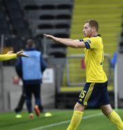Sveriges Dejan Kulusevski byts ut in kommer Viktor Claesson Henrik Montgomery/TT / TT NYHETSBYRÅN