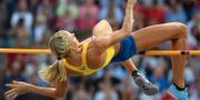 Kinsey under finalen. ANDREJ ISAKOVIC / AFP