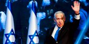 Benjamin Netanyahu. AMMAR AWAD / TT NYHETSBYRÅN
