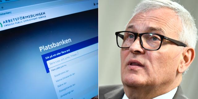 Anders Knape, ordförande för Sveriges Kommuner och Regioner. TT