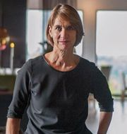 Lotta Boman, vd och ägare på Sigtunahöjden med hotell, konferens och restaurang. Foto: Sigtunahöjden
