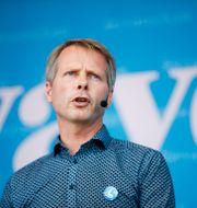 Christer Nylander. Arkivbild. Nils Petter Nilsson/TT / TT NYHETSBYRÅN