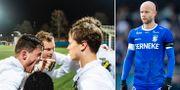 AIK-spelare/IFK Göteborgs Robin Söder. Bildbyrån