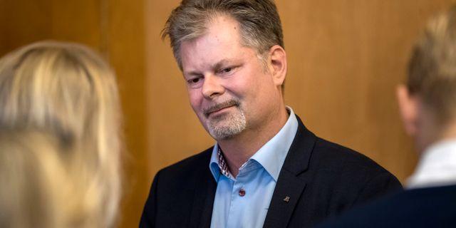Axel Josefson.  Thomas Johansson/TT / TT NYHETSBYRÅN
