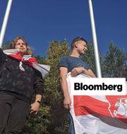 Bloomberg, Aliaksandr Kudrytski
