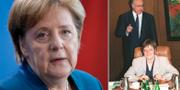 Angela Merkel 2018/Angela Merkel och Helmut Kohl, 1991.