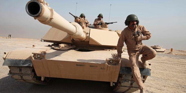 Arkivbild från Besmaya, Irak. Karim Kadim / TT / NTB Scanpix
