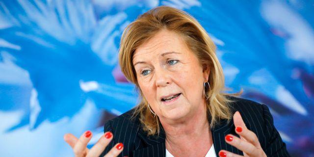 Maria Arnholm Christine Olsson/TT / TT NYHETSBYRÅN