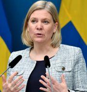 Finansminister Magdalena Andersson (S). Arkivbild. Henrik Montgomery/TT / TT NYHETSBYRÅN