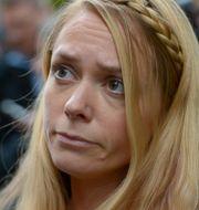 Johanna Jönsson (C).  Janerik Henriksson/TT / TT NYHETSBYRÅN