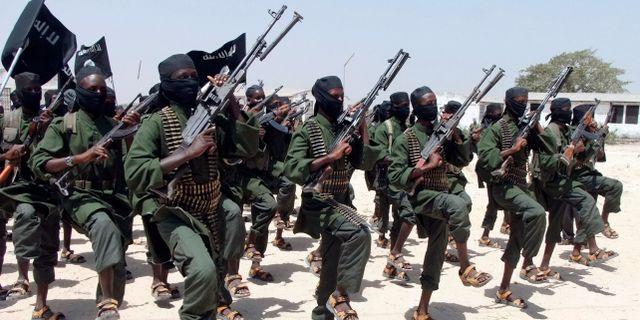 al-Shabaab. Arkivbild. Farah Abdi Warsameh / TT NYHETSBYRÅN