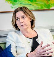 Isabella Lövin (MP). Tomas Oneborg/SvD/TT / TT NYHETSBYRÅN