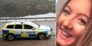 Polisen har hittat en kroppsdel som med största sannolikhet tillhör Wilma Andersson.  TT/Privat