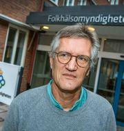 Statsepidemiolog Anders Tegnell, Folkhälsomyndigheten.  Claudio Bresciani / TT / TT NYHETSBYRÅN
