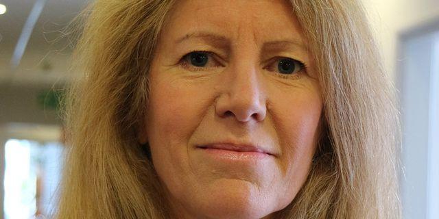 Kerstin Hallsten, chefekonom på  Industriarbetsgivarna