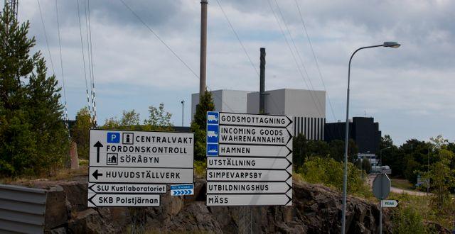 Kärnkraftverket i Oskarshamn/Arkivbild Adam Ihse/TT / TT NYHETSBYRÅN