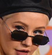 "Christina Aguilera och Janne Schaffer i nytt ""samarbete"". TT"
