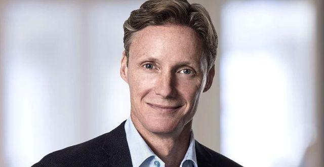 Koncernchef Martin Tivéus Attendo