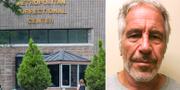 Metropolitan Correctional Center t.v. Jeffrey Epstein t.h. TT