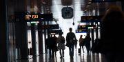 Arkivbild. Arlanda flygplats.  Fredrik Sandberg/TT / TT NYHETSBYRÅN