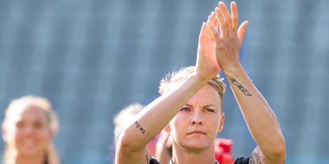 Nilla Fischer. NICKLAS ELMRIN / BILDBYRÅN