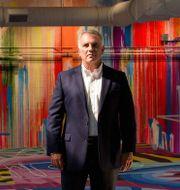 Horacio Gutierrez. Photographer: Devin Christopher for Bloomberg Businessweek
