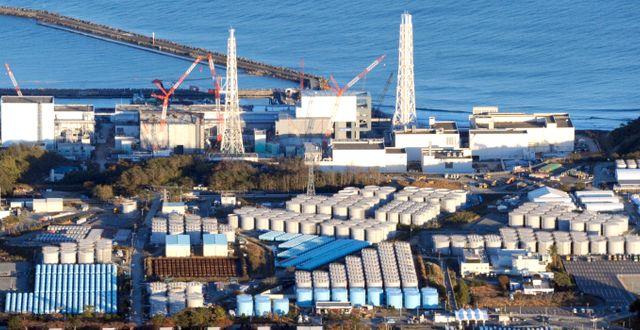 Fukushima. Kunihiko Miura/ ASSOCIATED PRESS / TT / Yomiuri Shimbun