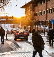Skellefteå.  Tomas Oneborg/SvD/TT / TT NYHETSBYRÅN