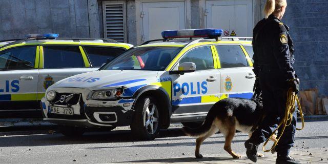 Illustrationsbild från ett annat tillfälle.  Johan Nilsson/TT / TT NYHETSBYRÅN