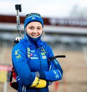 Stina Nilsson. Pontus Lundahl/TT / TT NYHETSBYRÅN
