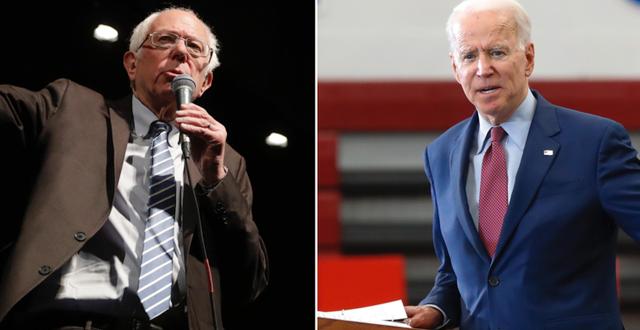 Bernie Sanders/Joe Biden. TT