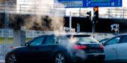 EU:s lagstiftare har enats om tuffare utsläppskrav på nya bilar.  PONTUS LUNDAHL / TT / TT NYHETSBYRÅN