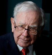 Warren Buffett. Arkivbild. Rick Wilking / TT NYHETSBYRÅN