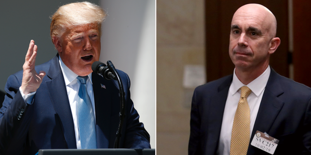 Donald Trump / Steve Linick TT