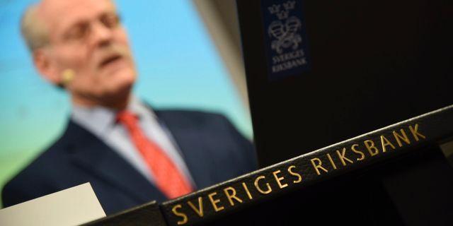 Stefan Ingves. Thommy Tengborg/TT / TT NYHETSBYRÅN
