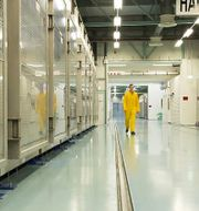 Irans andra kärnanläggning Fardow. HO / Atomic Energy Organization of Ir