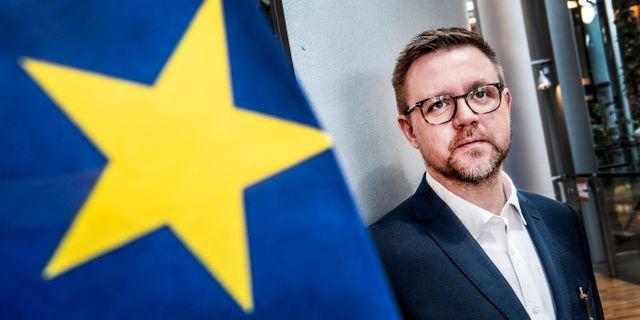 Fredrick Federlay (C). Arkivbild. Tomas Oneborg/SvD/TT / TT NYHETSBYRÅN