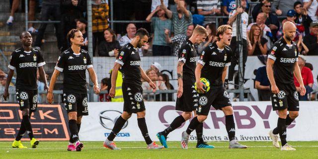 IFK Göteborg deppar. FREDRIK KARLSSON / BILDBYRÅN